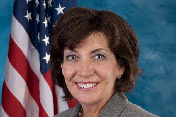 Kathy hochul official portrait