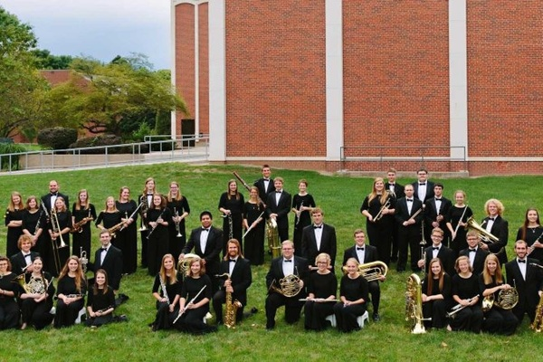 Wind ensemble tour
