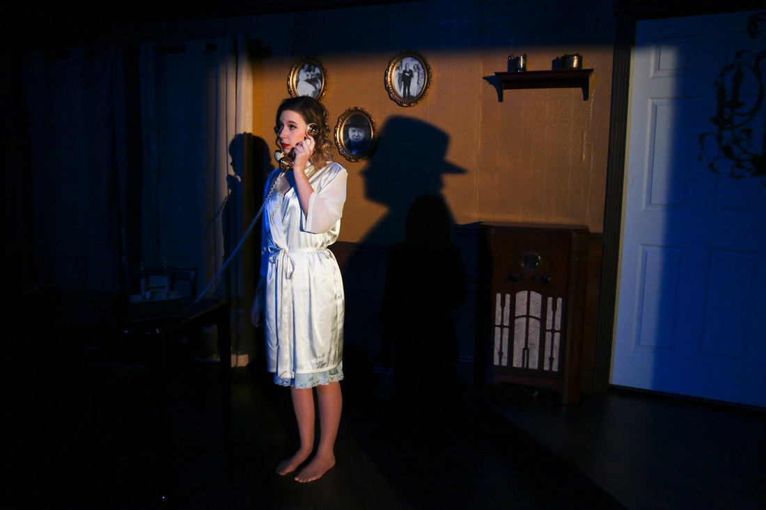 Dial m for murder   lainey walthall