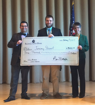 2017 02 17 bucks county bank awards scholarship