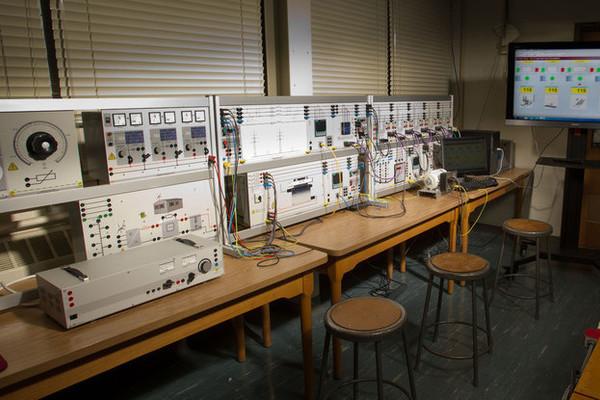 Elec eng smart grid lab
