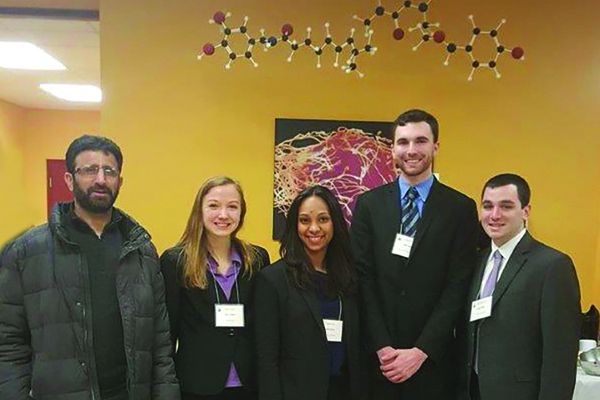 Bucks county science competition