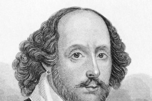 Shakespeare bw