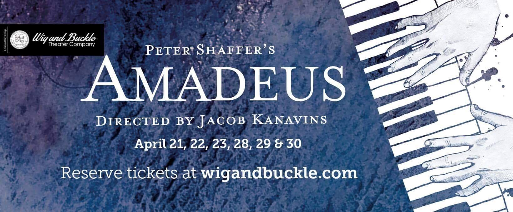 Amadeus social media banner