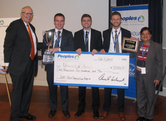 Business case competition team 533