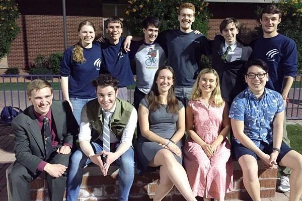 Gcc debate team april 2017