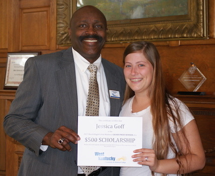 Mrm scholarship winner