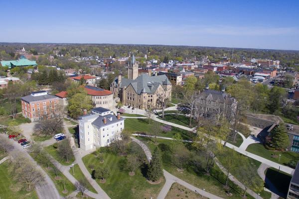 Ohio wesleyan university photo by brian rellinger