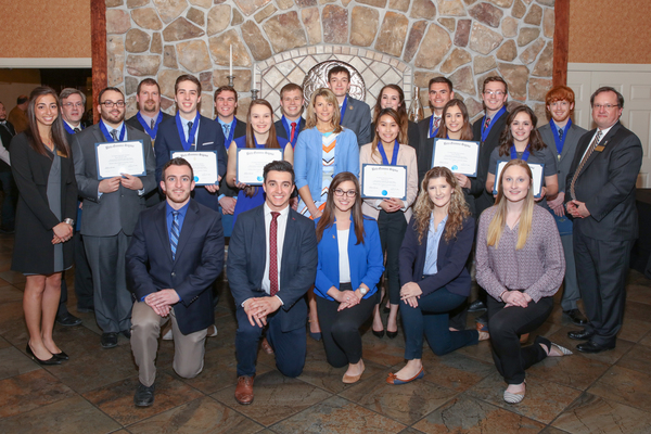 2017 beta gamma sigma induction banquet