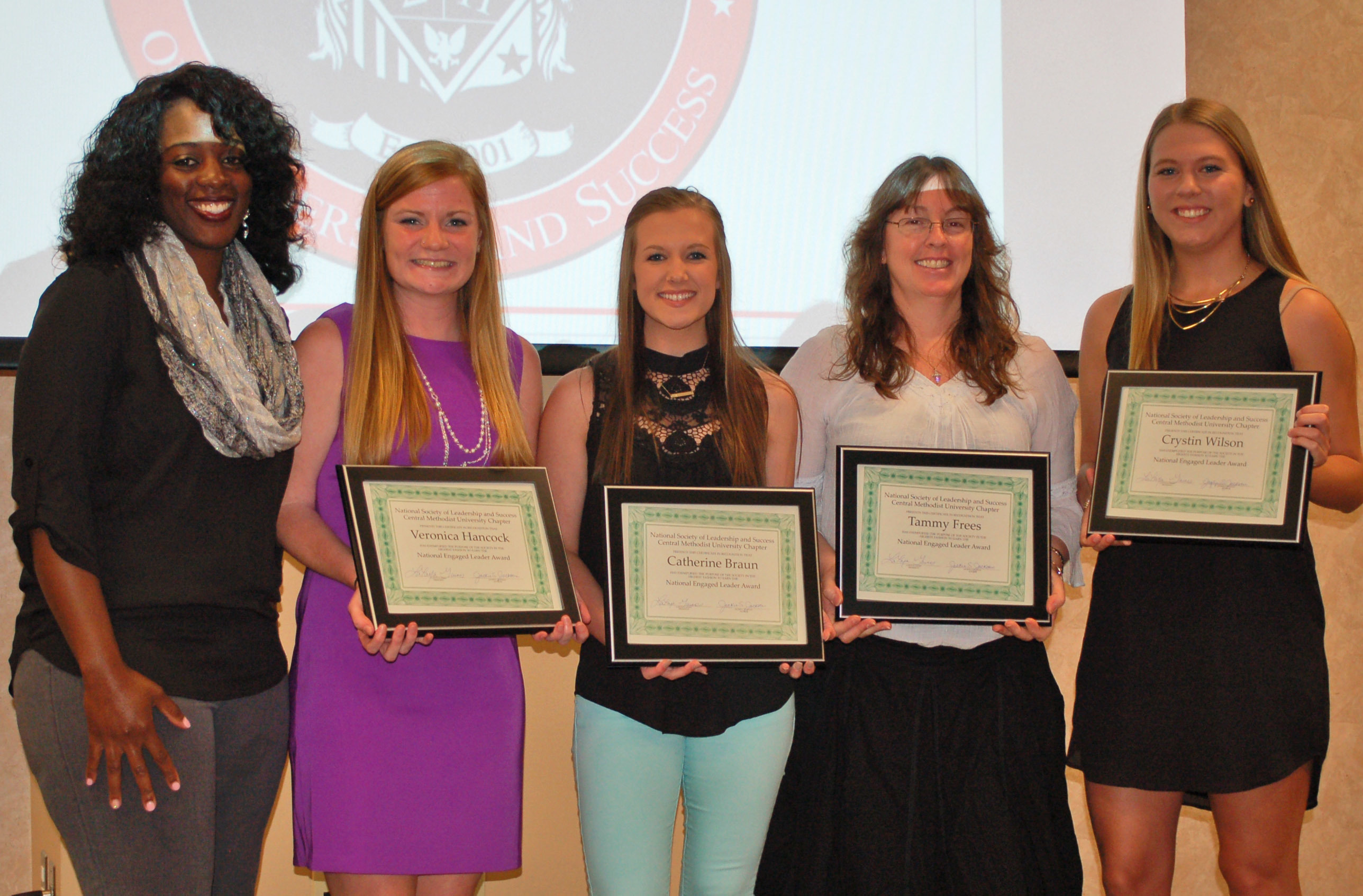Nela award recipients