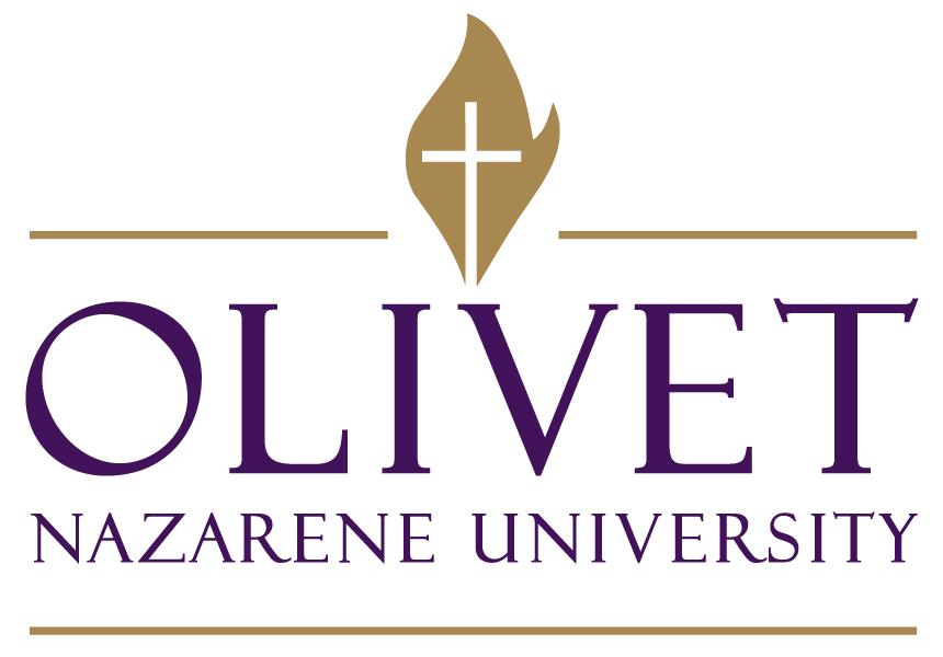 Logo olivet nazarene university
