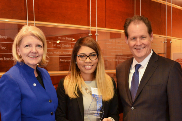 Hyatt regency atlanta hospitaity scholarship georga state university