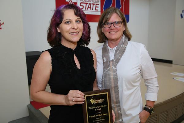 Gaynell award 1 of 1