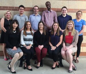 Accountancy first graduating class photo 2017