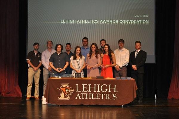 Lehigh distinguished achievement award athletics