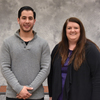 14 20170420 student awards outstanding turfgrass student award golf and turf mgmt prog david zapata kristie walker 2402