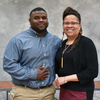 31 20170420 student awards student builder of diversity award diversity and multicultural programs kevin williams lorna hollowell 2473