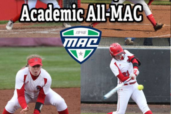 Academic all mac softball
