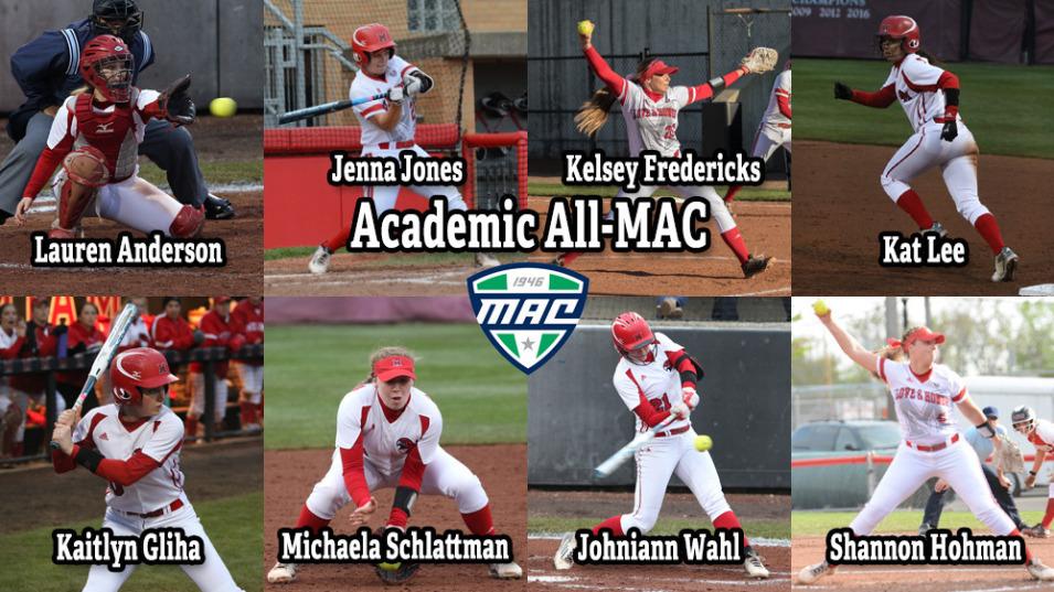 Academic all mac softball