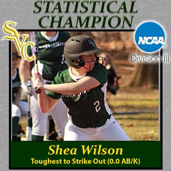 Wilson stat champion