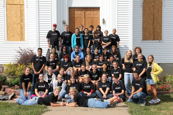Reading day of caring