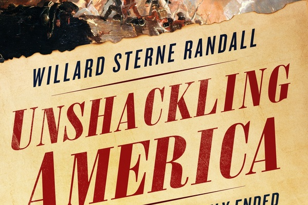 Unshackling america book cover