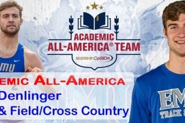 Academic all america denlinger