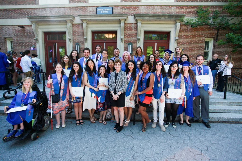 20170521 2 honors program graduation ceremony 305 1024x683