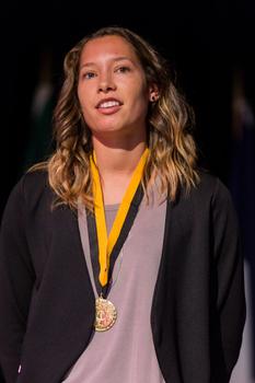 Lauren pires milton j. piepul merit medal