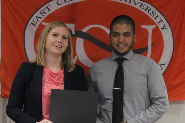 Francisco valdez   criminal justice student of the year
