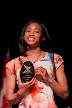 Imani stepni burke award