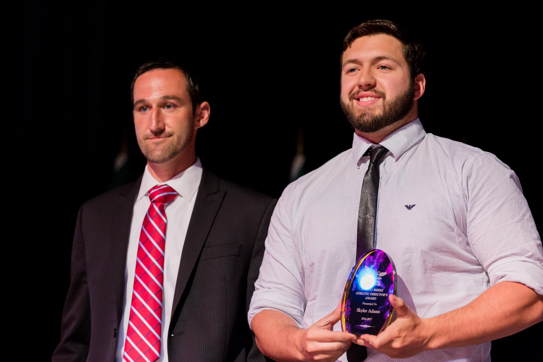 Skyler adams burke award