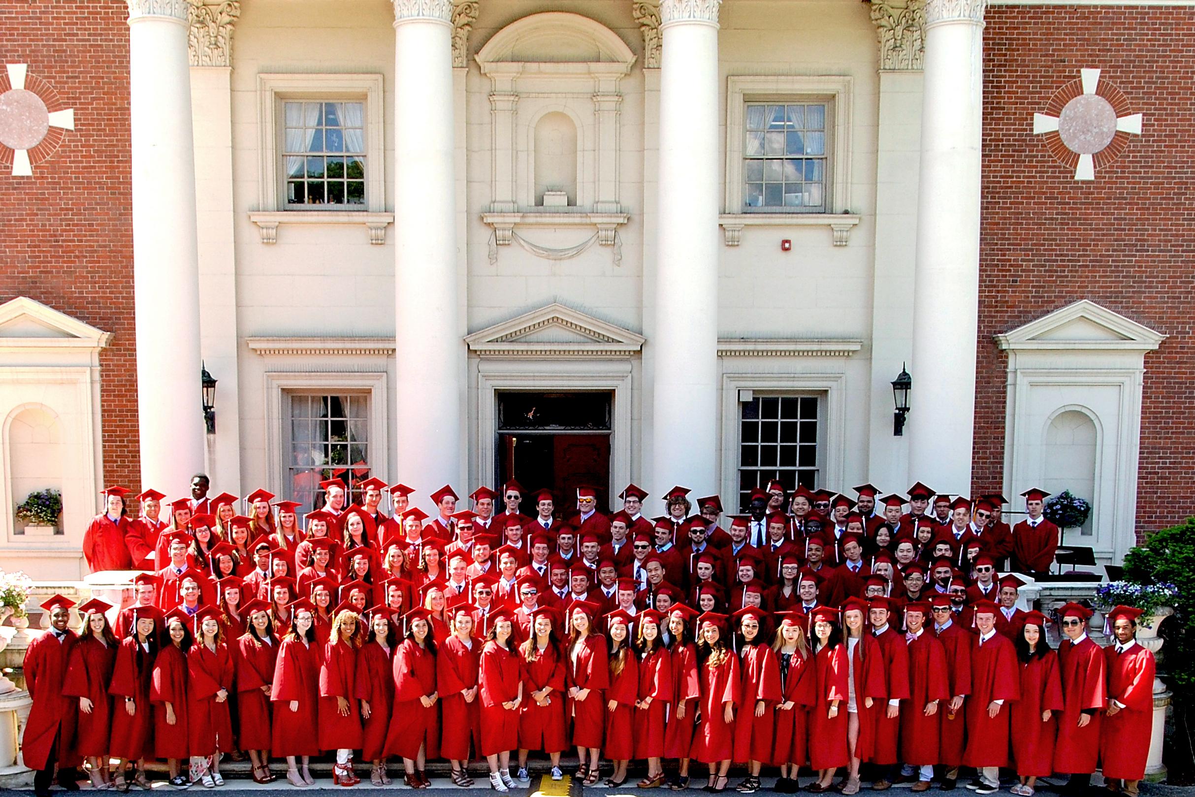 Worcester academy graduation