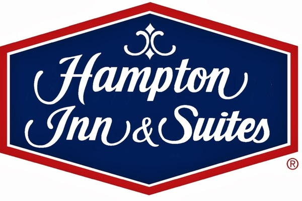 Hampton inn and suites logo