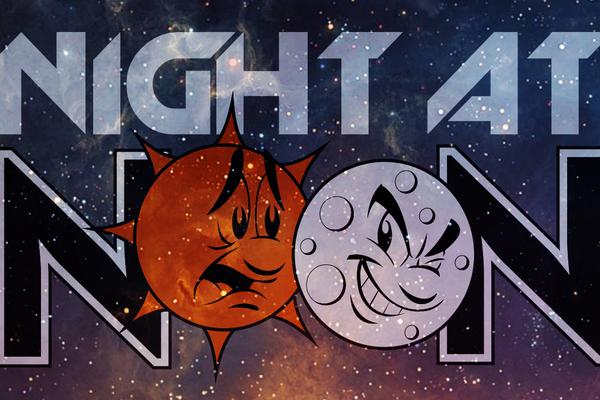 Night at noon digital campaign image