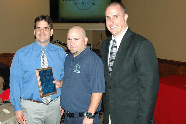 Paramedic award web