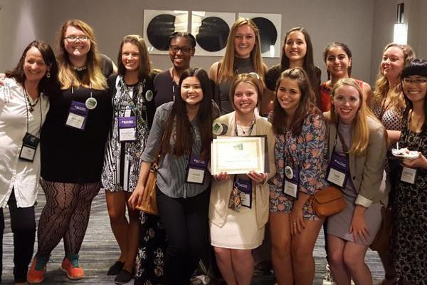 Women math award