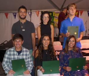 News center italian fest scholarships