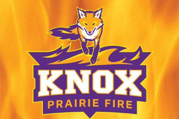 Knox prairie fire