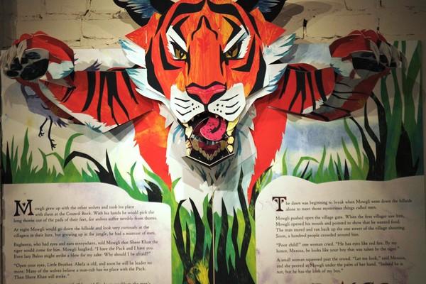 The jungle book   matthew reinhart