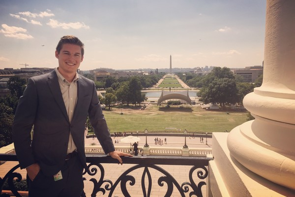 Danny wunderlich on capitol hill
