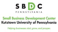 Kutztown university sbdc logo