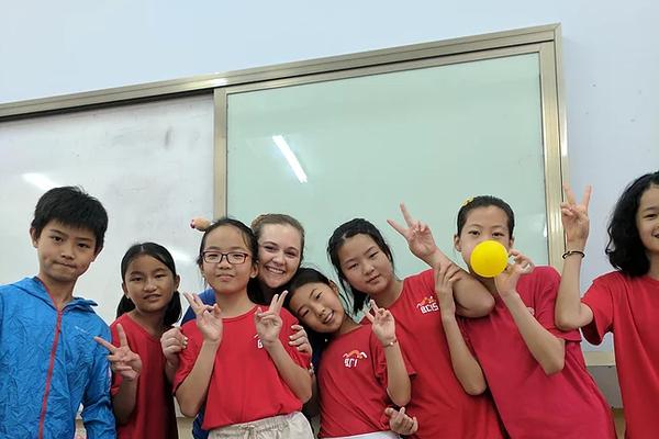 China teaching trip