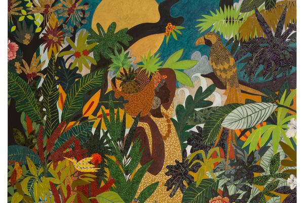 Women in rainforest23