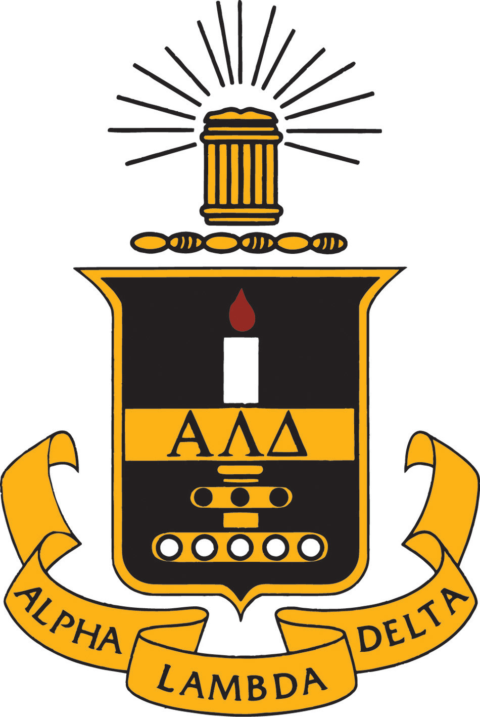 Ald crest color