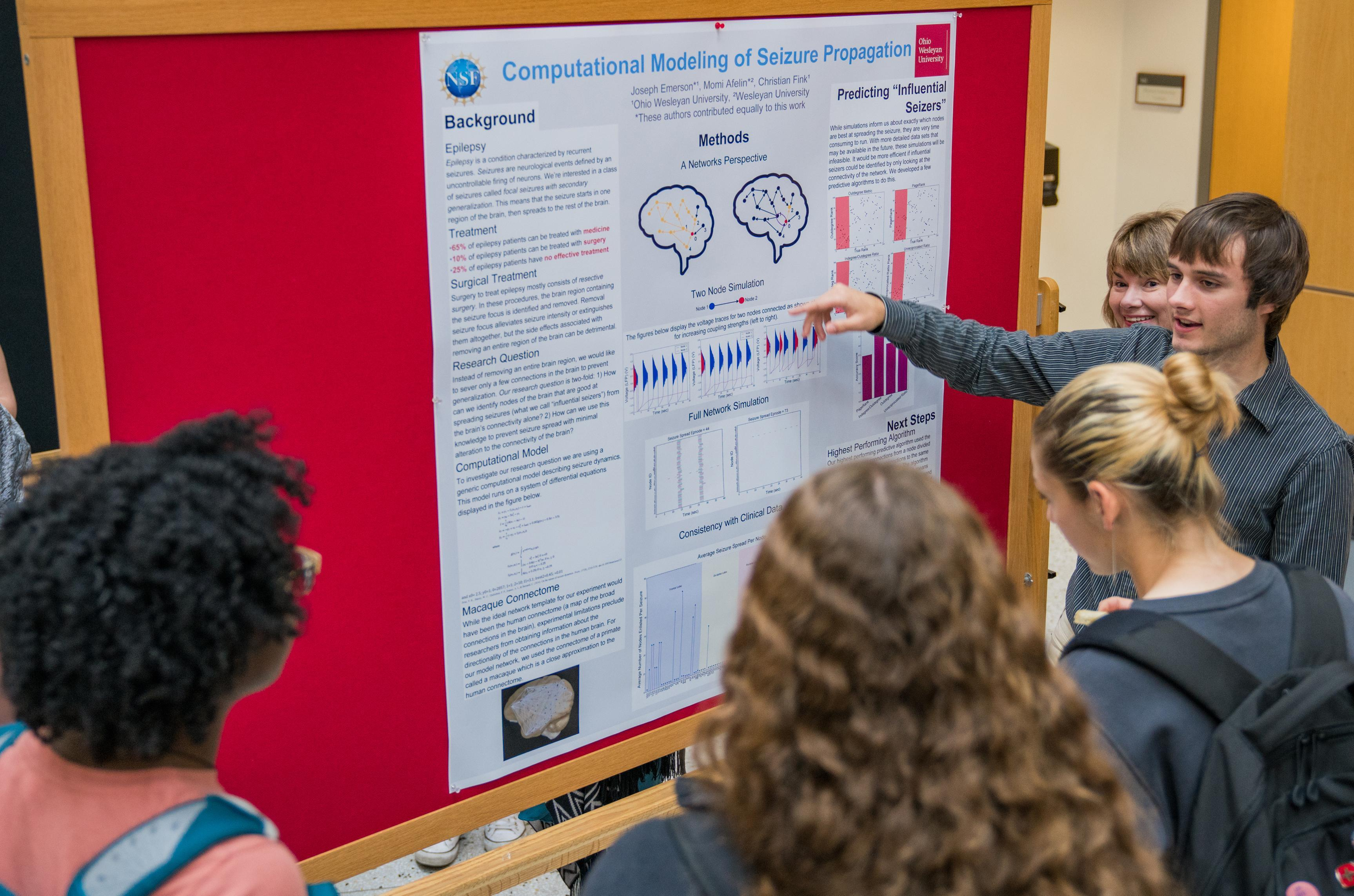 Ohio wesleyan summer science research symposium
