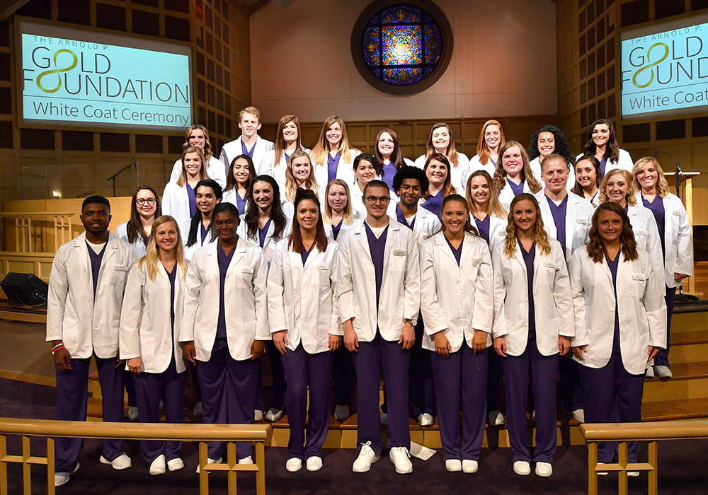 Nursing white coat ceremony d51 4284 social media