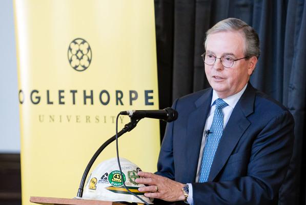 Q. william hammack jr. oglethorpe university credit henry bradley