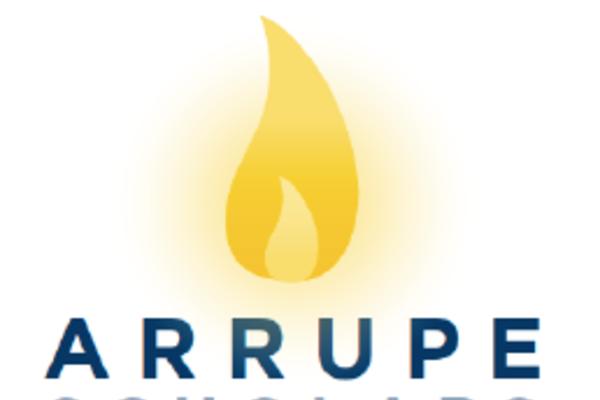 Final logo block style.arrupe
