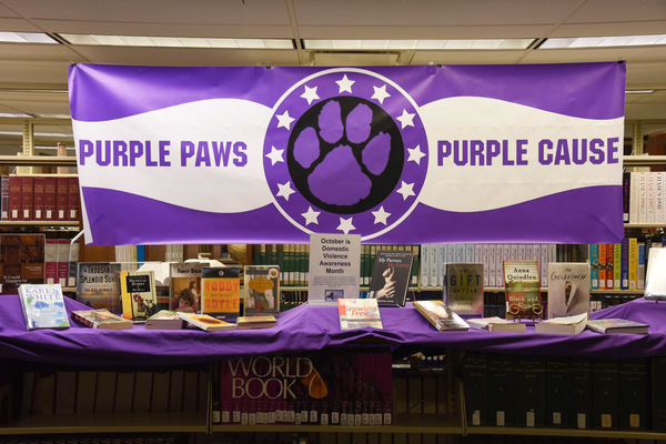 Purple paws gcc